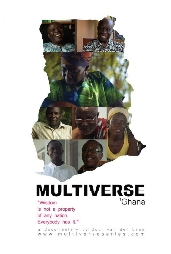 Poster Multiverse: Ghana