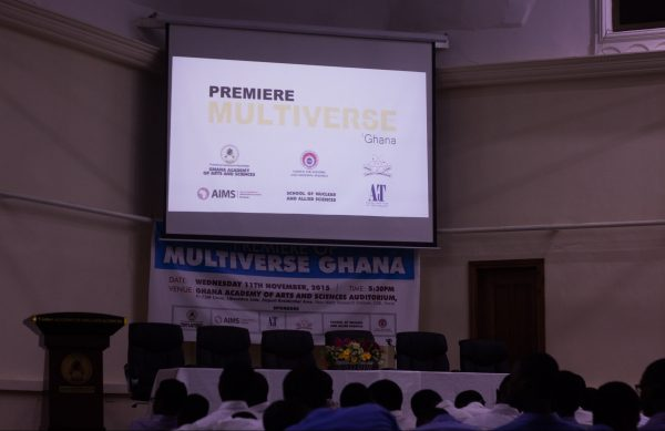 First time in Ghana: Multiverse Ghana the premiere