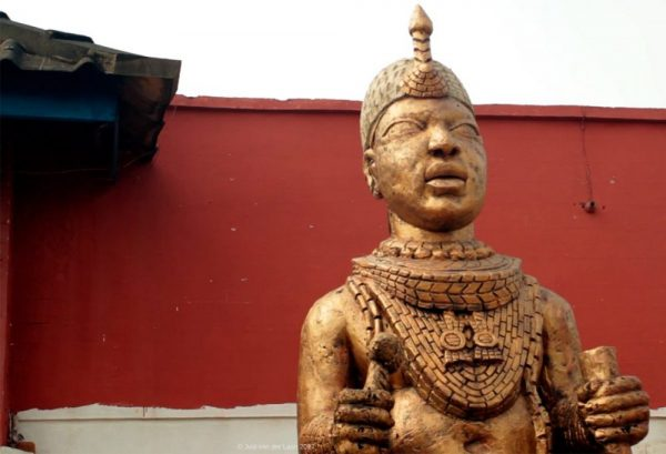 Where – What – Yoruba?